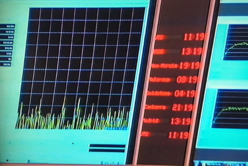 NUKKER LÕPP: inimeste südamed võitnud kosmosejaam jäi reedel igaveseks vait