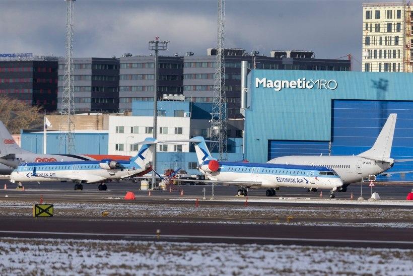 Euroopa suurim lennujaam on asunud ka Tallinnas