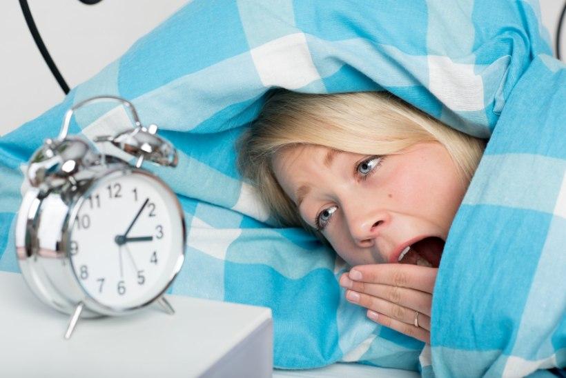 """Unearst: """"Unetusest saab probleem, kui väsimus hakkab kogunema"""""""