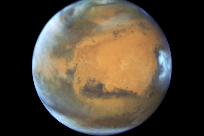 Inimesed saavad juba kuue aasta pärast Marsile lennata?