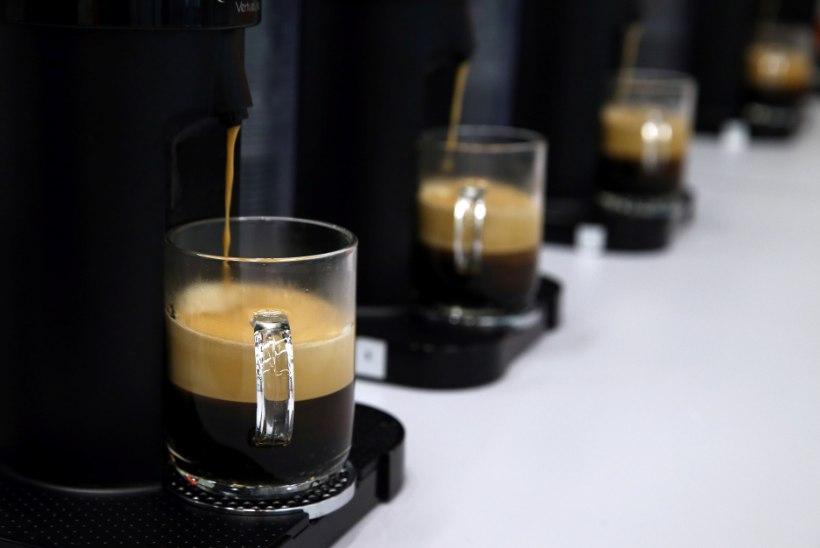 ÄRA MAGA MAHA! Homme on rahvusvaheline kohvipäev!