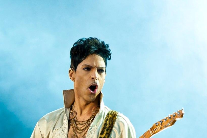 Ekskallim: Prince pidas kokaiinidieeti