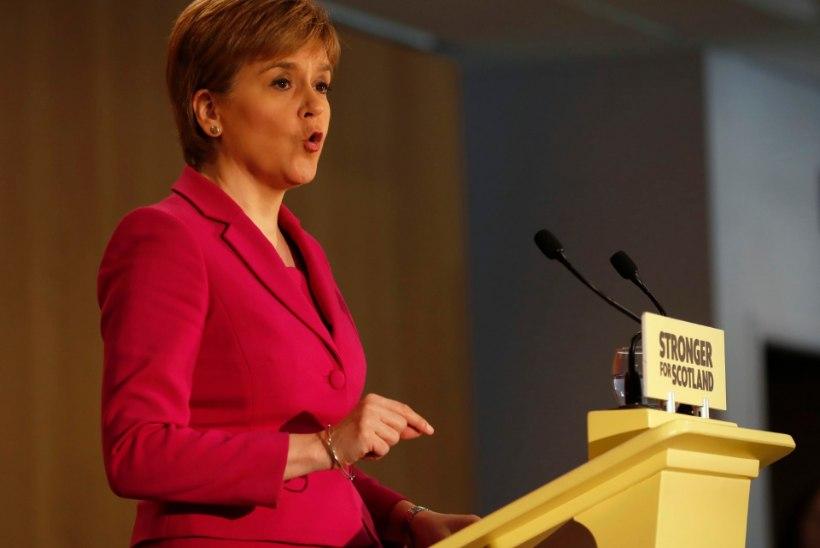 Šotimaa esimene minister rääkis avalikult oma nurisünnitusest