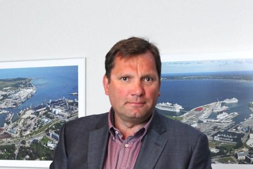 Tallinna sadam esitab Allan Kiilile tsiviilnõude