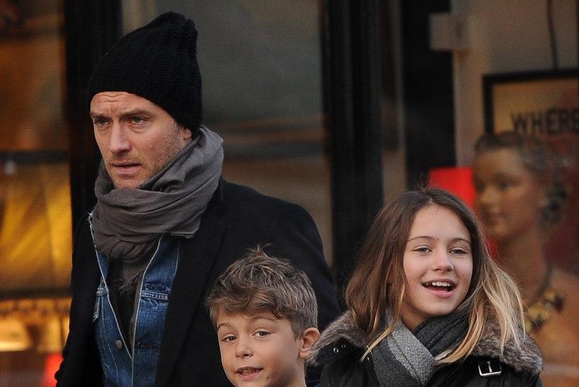 Jude Law 15aastane tütar saab Chaneli palgale?