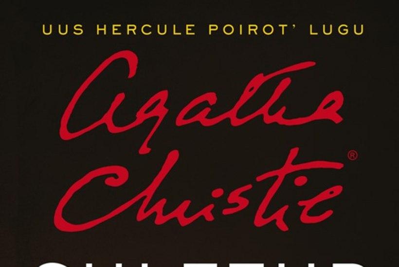 "LOE: katkend uuest Hercule Poirot' romaanist ""Suletud kirst"""