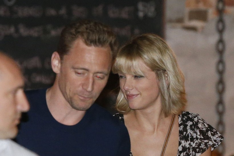 Swifti ja Hiddlestoni suhe on juba kriisis?