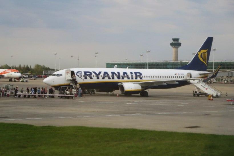 Ryanair püstitab uusi rekordeid