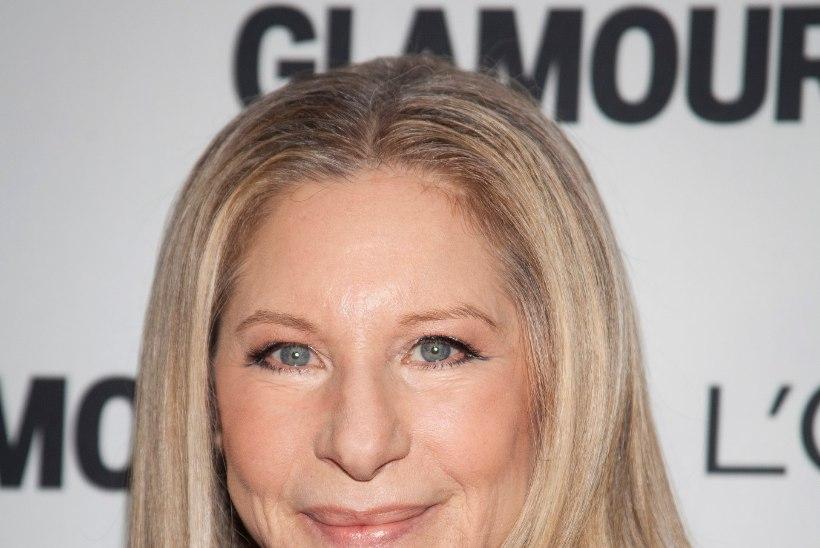 Barbra Streisand tõusis 11. korda albumiedetabeli tippu