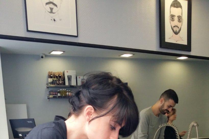 ÜHE VUNTSI LUGU: telemees Kaidor Kahar harrastab habemeajamissalongi-turismi