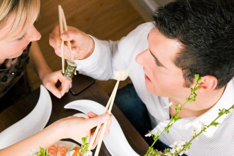 Kust leida odavat, aga maitsvat sushit?