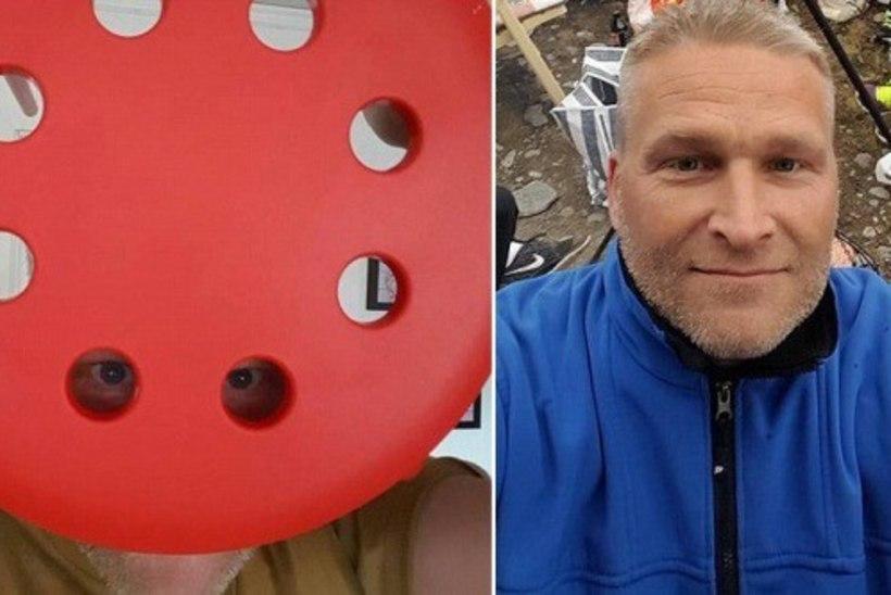 Норвежец пожаловался на стул IKEA, в котором застряли его гениталии