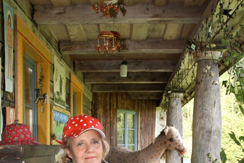 Kunstnik Ave Nahkur põrutab Hispaaniasse turismiküla rajama