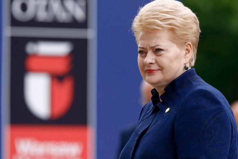 Leedu president nõuab kaitseministri tagasiastumist