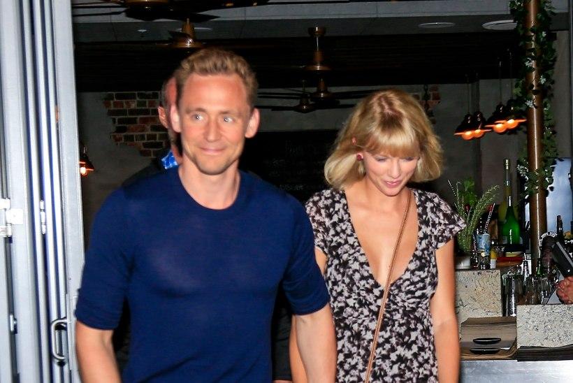 Swifti ja Hiddlestoni kuum suveromanss sai läbi