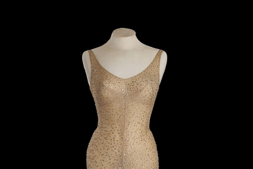 """Marilyni kuulus """"Happy Birthday""""-kleit pannakse oksjonile"""