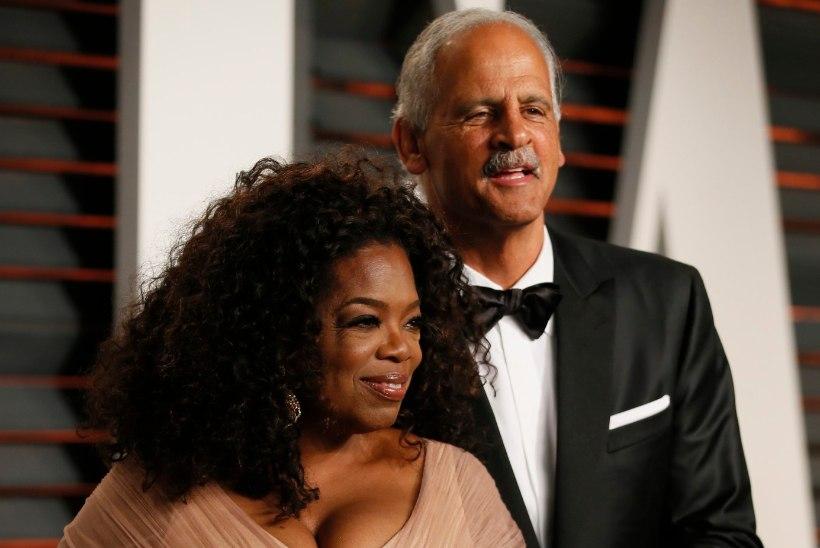 Oprah peab kauase elukaaslasega peatselt pulmi?