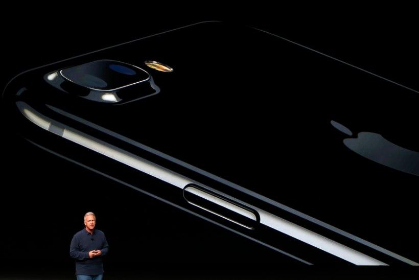 Apple tutvustas kauaoodatud uut iPhone'i