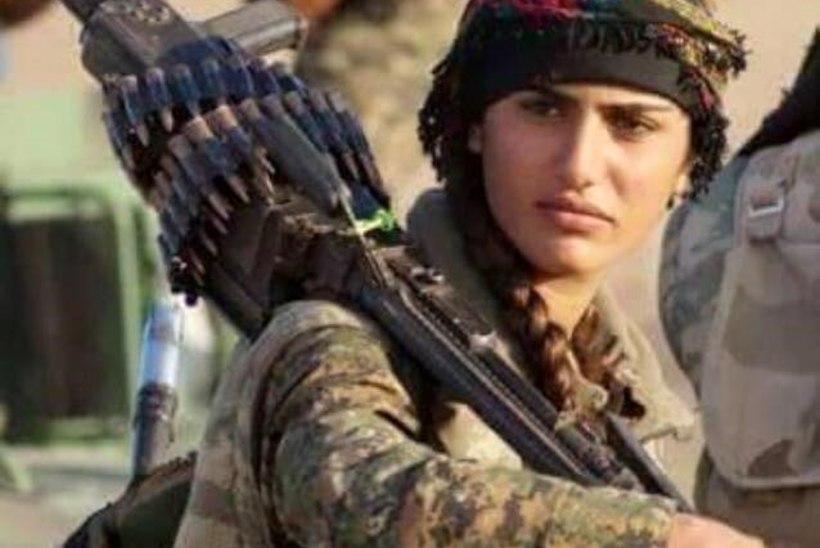 """Kurdide """"Angelina Jolie"""" hukkus võitluses ISIS-ega"""