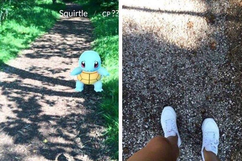 Ohoo! Paljukirutud Pokemon GO mängul avastati oluline pluss!