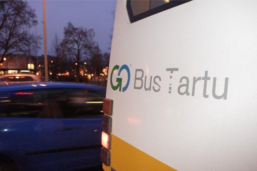 Bussiga odava käraka järele!