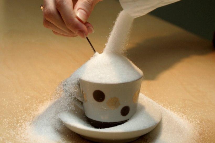 Kired möllavad: suhkrumaksu idee on taas lauale tõstetud