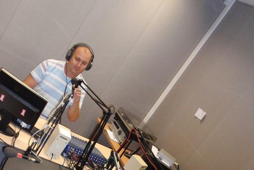 """""""Keerasin oma raadio Uuno lainele. Ja eetris valitses vaikus, mis kestis kokku terve tunni!"""""""