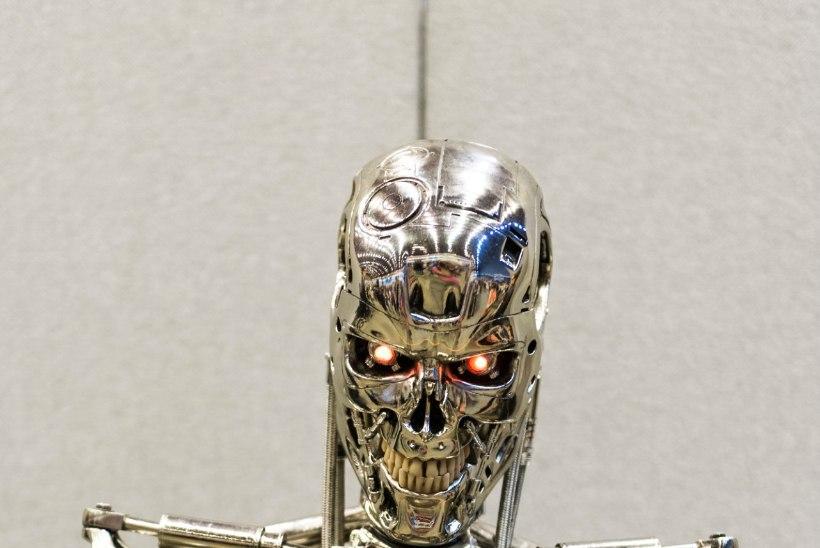 Tulevikus sooritavad kuritöid robotid