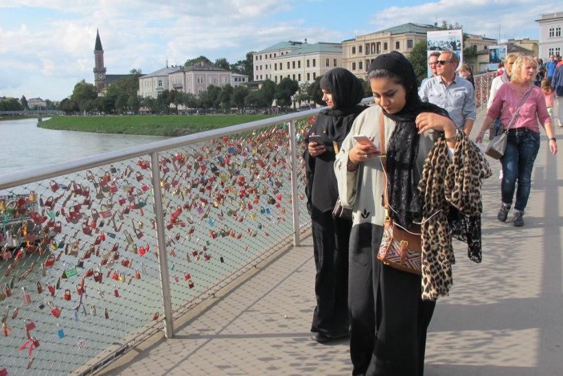 Põgenikekriis maksab Austriale 802 miljonit eurot aastas