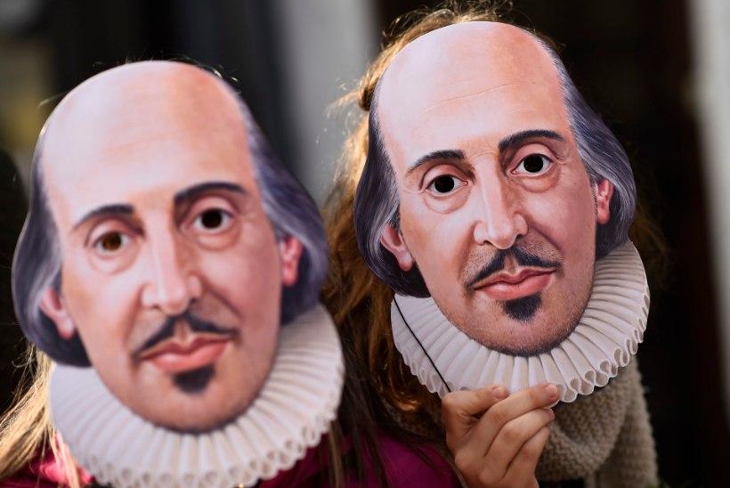 Väide: mitmed Shakespeare'i väljendid polnud tema leiutatud