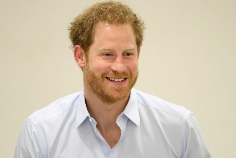 Prints Harry on seksikaim sinivereline!