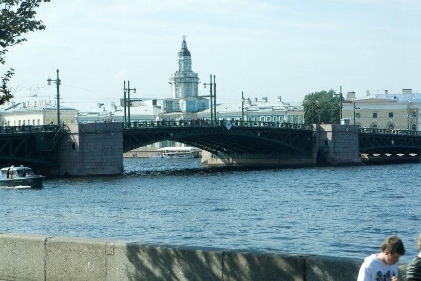 Peterburi kuulutati Euroopa turismipärliks