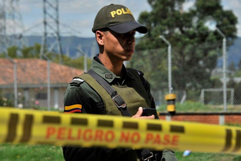 Colombias lagunes rippsild, hukkus vähemalt 11 inimest