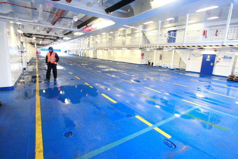 GALERII | Tõll Tallinnas - laevaruumid ja välistekid
