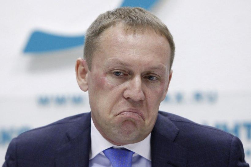 USA pani Litvinenko tapjad musta nimekirja