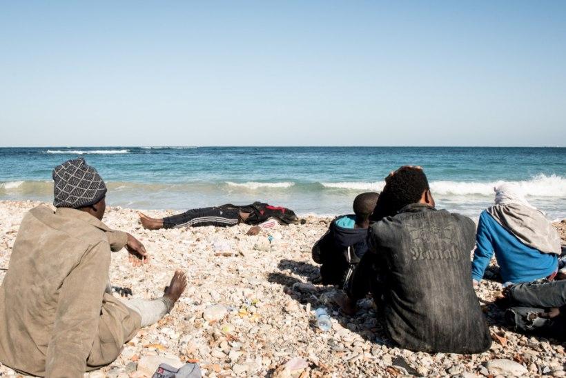 Mullu uppus Vahemerre 5079 põgenikku