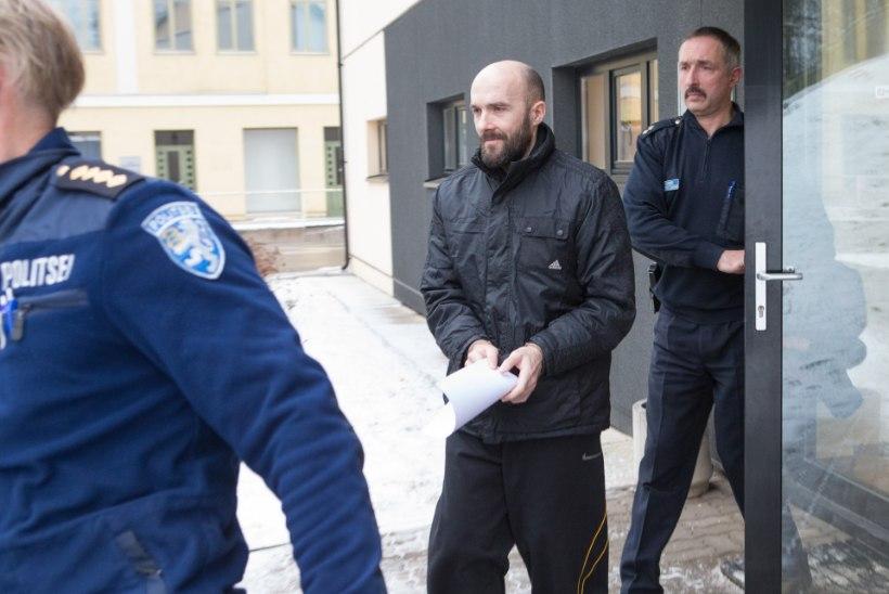 Valgas möllanud Läti sarivaras pandi vangi