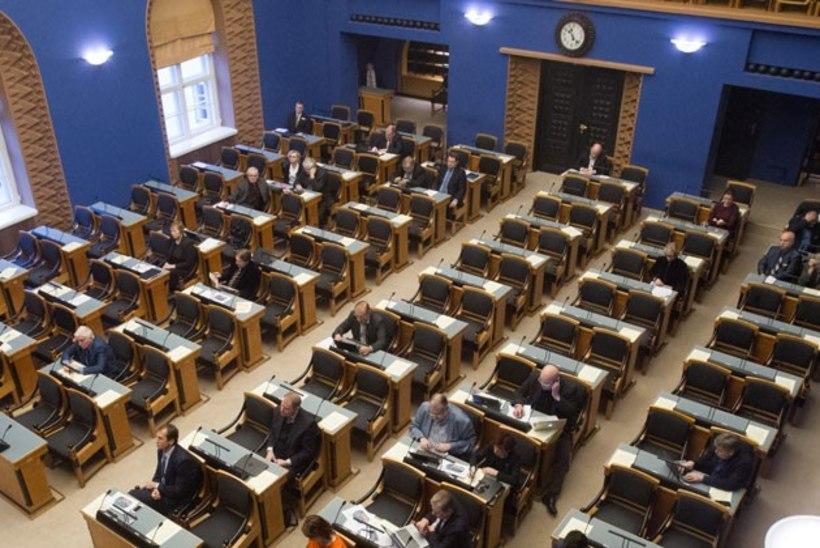 Neli parlamendierakonda sai aasta lõpus kaheksalt ärimehelt suurannetuse