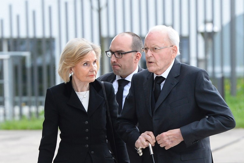 Suri Saksamaa endine president Roman Herzog