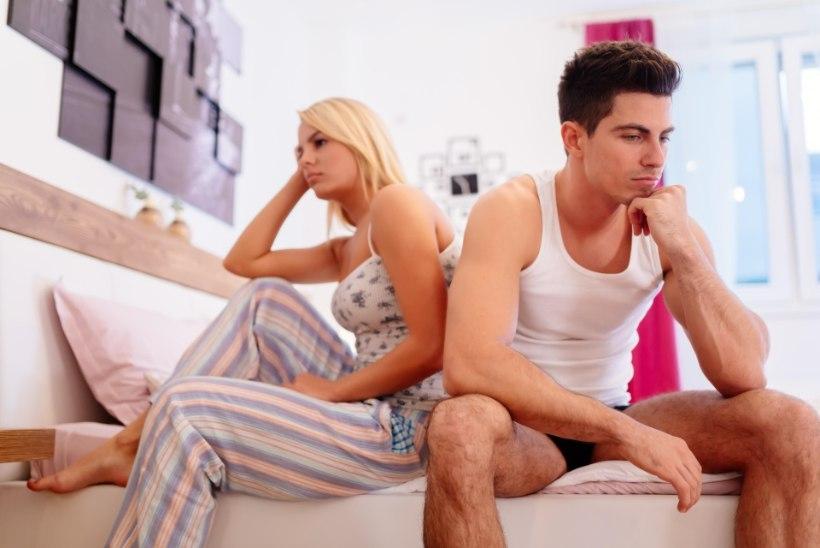 7 igapäevast kommet, mis hukutavad su sperma