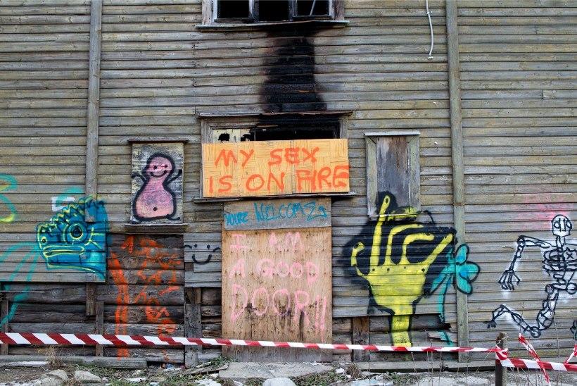 GALERII | VIIMNE PILGUHEIT: Tallinnas lammutatakse Kopli liine