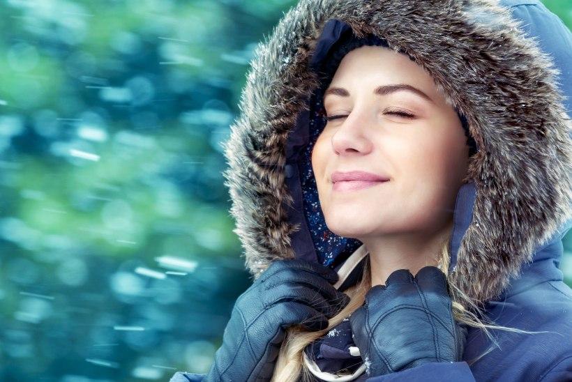 Kaheksa viisi, kuidas talvejahedus su tervisele ja välimusele head teeb