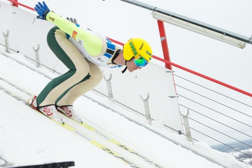 """COMEBACK! Suusahüppaja Kaarel Nurmsalu naaseb mägedele: """"Vana arm ei roosteta!"""""""