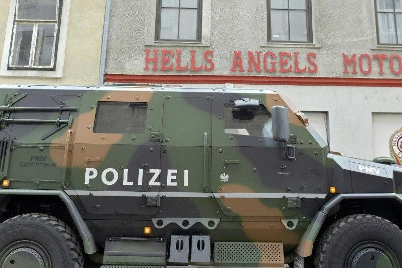 Saksamaa tahab äärmuslastele paigaldada jalavõrud