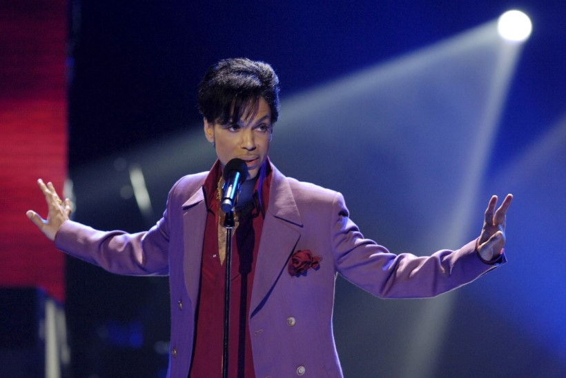 Prince'ist jäi maha 19 kilo kullakange