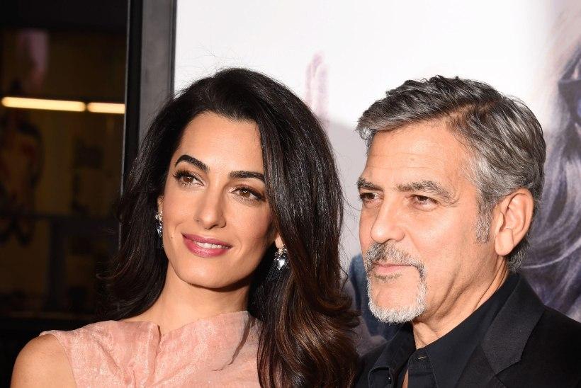 Kas George Clooney kaasa on beebiootel?