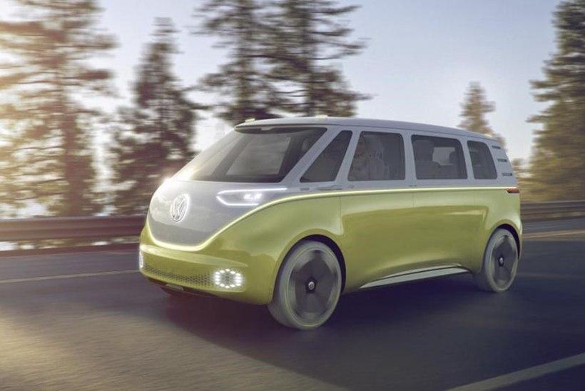 GALERII | Volkswageni tulevikubuss on veelgi hipilikum kui selle 1960-ndate eelkäija