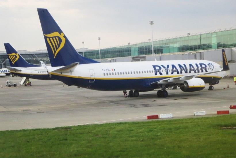 Ryanair möödus Lufthansast