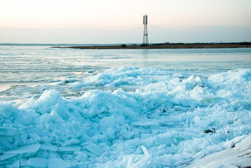 Tarmo Soomere: eile möllasid Läänemerel 14meetrised lained