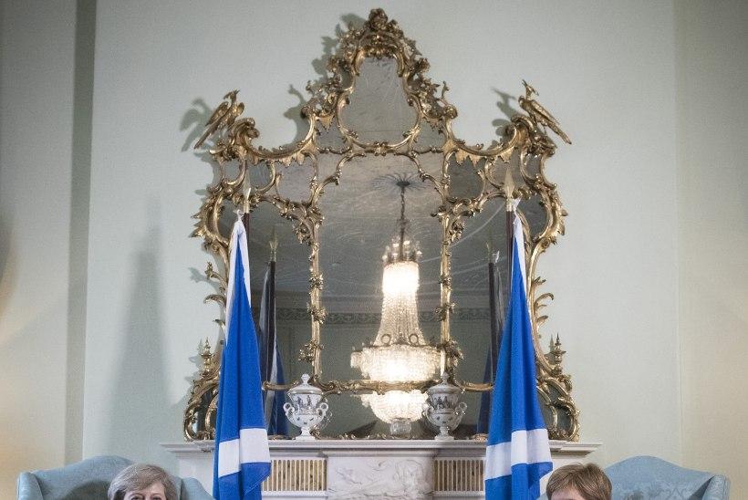 Šotimaal tuleb ilmselt uus referendum Suurbritanniast eraldumise üle